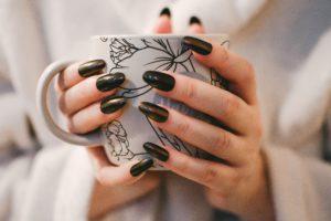 Nagel-koffiemok